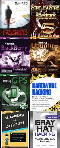 50 Hacking EBooks PDF  Free Download For Ethical Hacking