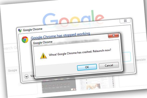 How To Crash Google Chrome With in Single Step