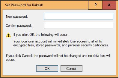 Image result for Change Window 7 and 10 User Password without Knowing Old Password