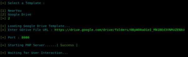 google drive links in seeker