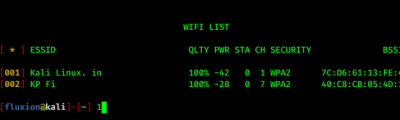 available wireless networks
